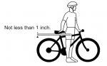 "Amusingly enough, this graphic appears in a section entitled ""Before you ride"" in the Magna Bicycle owner's manual."
